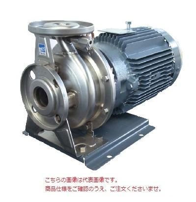 【直送品】 エバラポンプ(荏原製作所) FDP型 ステンレス製渦巻ポンプ 32×32FDFP6.75E (32X32FDFP6.75E) (0.75kw 200V 60HZ)