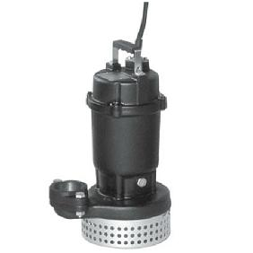 【直送品】 エバラポンプ(荏原製作所) DS型 汚水用水中ポンプ 40DS6.25 (0.25kw 200/220V 60HZ)