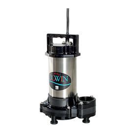 【直送品】 エバラポンプ(荏原製作所) DWS型 樹脂製汚水・雑排水用水中ポンプ(ダーウィン) 40DWS5.15SA (0.15kw 100V 50HZ)