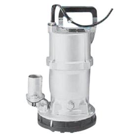 【直送品】 エバラポンプ(荏原製作所) EQS型 底水・残水排水用水中ポンプ 50EQS5.4SA (0.4kw 100V 50HZ)