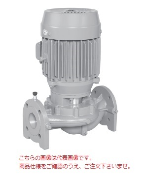 【直送品】 エバラポンプ(荏原製作所) LPD型 ラインポンプ 50LPD63.7E (3.7kw 200/220V 60HZ)《陸上ポンプ 循環式》