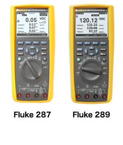 フルーク (FLUKE) デジタル・マルチメーター 289