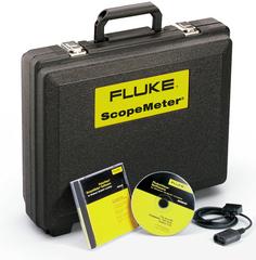 フルーク (FLUKE) 120シリーズ用S/W、ケース ケーブル・セット SCC120E