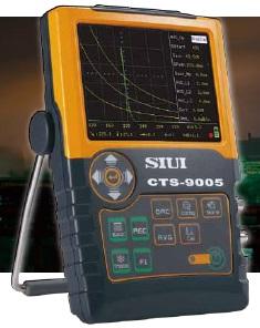 【直送品】 fts ポータブルデジタル超音波探傷器 CTS-9005