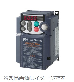 富士電機 Mini FRN0.4C2S-2J インバータ 【特価】 《FRENIC-Mini》