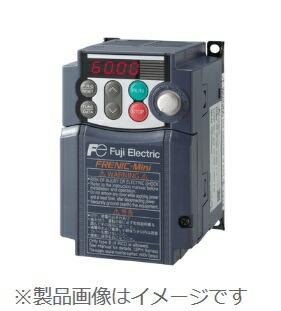 【直送品】 富士電機 インバータ Mini FRN3.7C2S-2J 《FRENIC-Mini》 【特価】