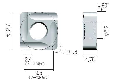富士元 チップ (12個入り) N43GUR NK1010