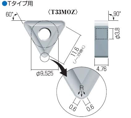 富士元 チップ (12個入り) T33MOZ NK6060
