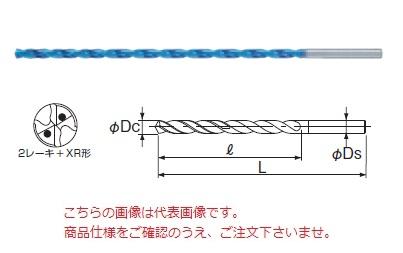 不二越 (ナチ) 超硬ドリル AQDEXOH25D0380 (アクアドリル EX オイルホール 25D)