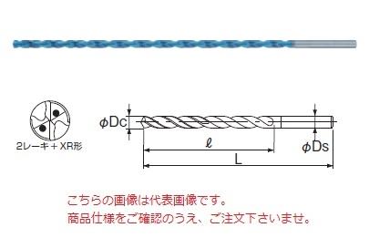 不二越 (ナチ) 超硬ドリル AQDEXOH30D0760 (アクアドリル EX オイルホール 30D)