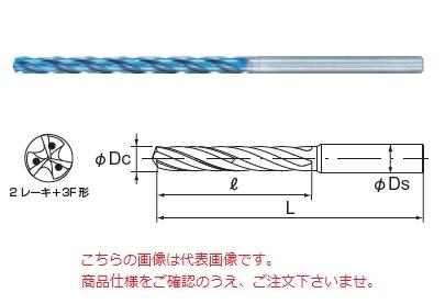 不二越 (ナチ) 超硬ドリル AQDEXOH3F10D0550 (アクアドリル EX オイルホール 3フルート 10D)
