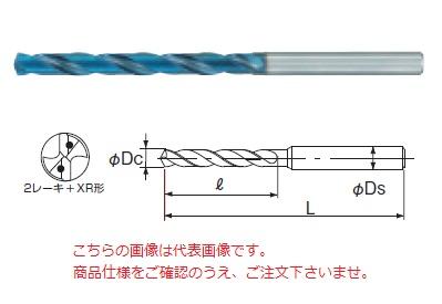 不二越 (ナチ) 超硬ドリル AQDEXOH8D0370 (アクアドリル EX オイルホール 8D)