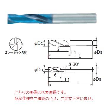 不二越 (ナチ) 超硬ドリル AQDEXZ0760 (アクアドリル EX フラット)