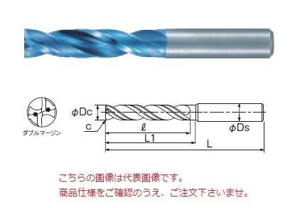 不二越 (ナチ) 超硬ドリル AQDEXZOH3D0580 (アクアドリル EX フラットオイルホール3D)