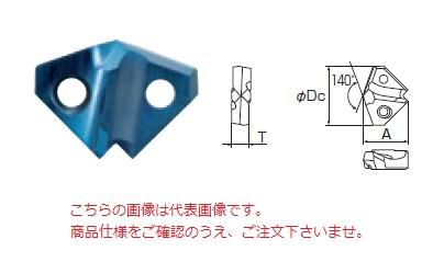 不二越 (ナチ) チップ TVF1740 (アクアドリル EX VF用チップ) 《超硬ドリル(刃先交換式)》