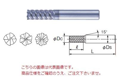 不二越 超硬エンドミル GSH8160SF (GS MILL ハード)