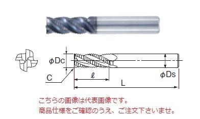不二越 超硬エンドミル GSHV4100SF (GS MILL ヘビー)