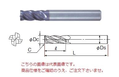 不二越 超硬エンドミル GSRE4180SF (GS MILL ラフィング)