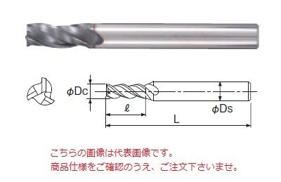 不二越 超硬エンドミル GSX31600C-2D (GSX MILL 3枚刃 2D)