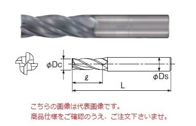 不二越 超硬エンドミル GSX42000C-2.5D (GSX MILL 4枚刃 2.5D)