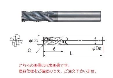 不二越 超硬エンドミル GSXRE4120-2.5D (GSX MILL ラフィング 2.5D)