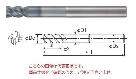 不二越 超硬エンドミル GSXVLLS4120T1.5D (GSX MILL VL ロングシャンク 1.5D Ti・SUS用)