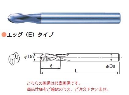 不二越 超硬エンドミル OVM16X24 (オーバルミル エッグ(E)タイプ)