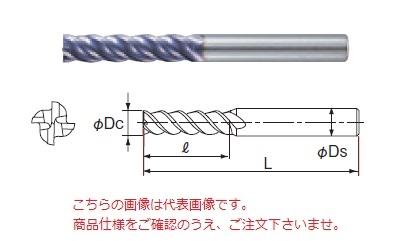不二越 超硬エンドミル SL4GEO12 (X's ミルジオロング)