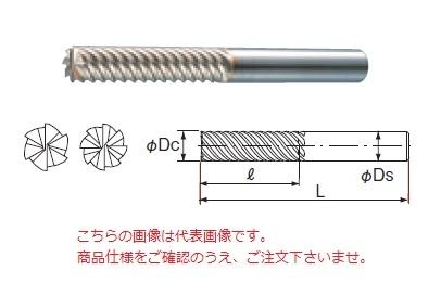不二越 超硬エンドミル SLXSMH10 (X's ミル ハードロング)