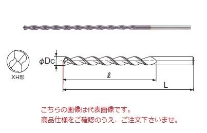 不二越 ハイスドリル AGPLSD12.5X205 (AG パワーロングドリル)