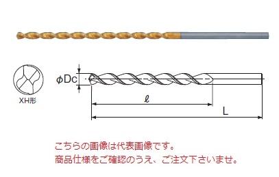 不二越 ハイスドリル GLSD9.0X200 (G ロングドリル)