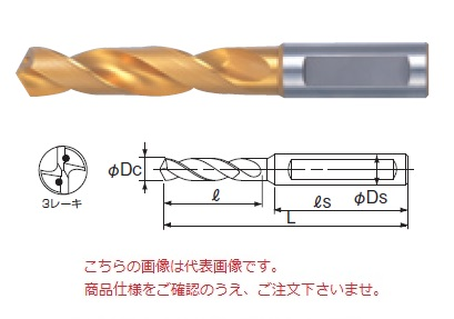 不二越 ハイスドリル GOH37.5 (G オイルホールドリル)