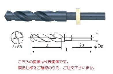 不二越 ハイスドリル SNOS17.5-2 (ステンレス用コバルトノスドリル)