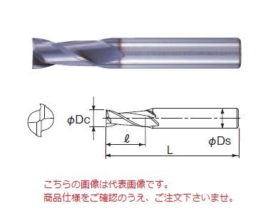 不二越 ハイスエンドミル 2AGE19 (AG ミル 2枚刃)