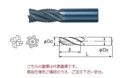 不二越 ハイスエンドミル 6HV45X42 (ヘビー)