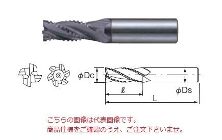 不二越 ハイスエンドミル AGHV19 (AG ミル ヘビー)