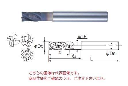 不二越 ハイスエンドミル AGRES28 (AG ミルラフィングショート)