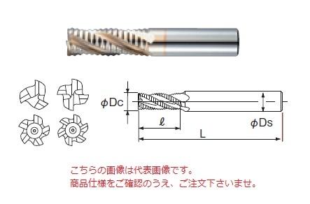 不二越 ハイスエンドミル SGLREM28 (SG-FAX ラフィングエンドミルラージピッチミディアム)