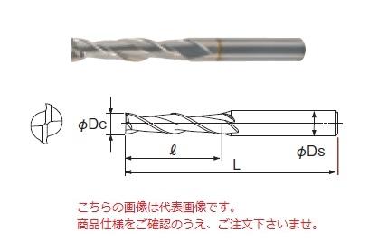 不二越 ハイスエンドミル SL2SGE19 (SG-FAX エンドミルロング 2枚刃)
