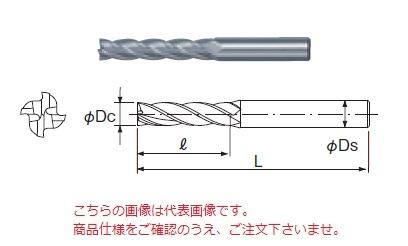 不二越 ハイスエンドミル SL4SE40 (スパーハードロング 4枚刃)