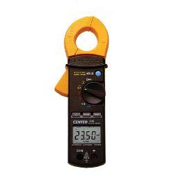 FUSO(フソー) 漏れ電流用デジタルクランプテスタ(AC) CENTER-235