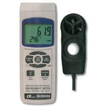 グローバルなお客様のニーズに迅速にそして正確にお応え!  FUSO(フソー) USBメモリースティックレコーダマルチ環境計測器 EM-9300USB