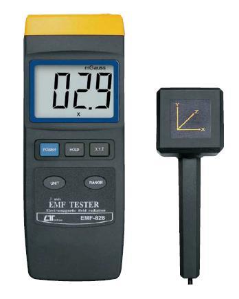 グローバルなお客様のニーズに迅速にそして正確にお応え 人気の定番 FUSO フソー 3磁界軸電磁波計 EMF-828 SALE