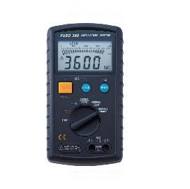 FUSO(フソー) 3レンジデジタル絶縁抵抗計 FUSO-360