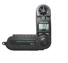 FUSO(フソー) 風速温湿度計 FUSO-8918