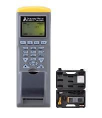 FUSO(フソー) プリンタ付2chデータロガー温度計 FUSO-9881