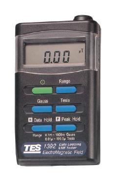 FUSO (フソー) 電磁波計(データロガー付) TES-1392