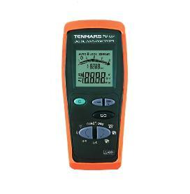 FUSO(フソー) 3レンジデジタル絶縁抵抗計 TM-507
