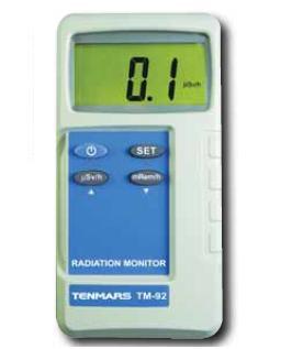 FUSO(フソー) GM管式放射線測定器 TM-92
