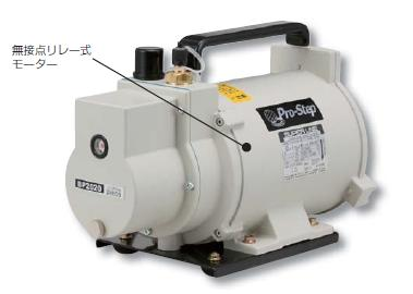 FUSO(フソー) 無接点リレー式モーター式ツーステージ真空ポンプ VP-200R